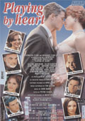 Poster za film Nekoliko lekcija o ljubavi (Playing by Heart)